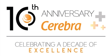 Cerebra is Celebrating the 10th Anniversary - May 2019