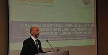 Cerebra & ITA Joint Seminar in İzmir:  The Impact of Occupational Frauds on Companies
